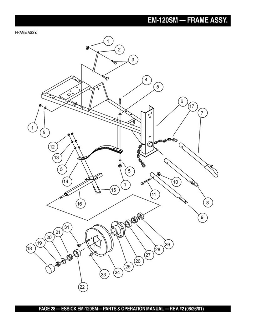 Terex Mortar Mixer Parts Diagram - Wiring Diagram •