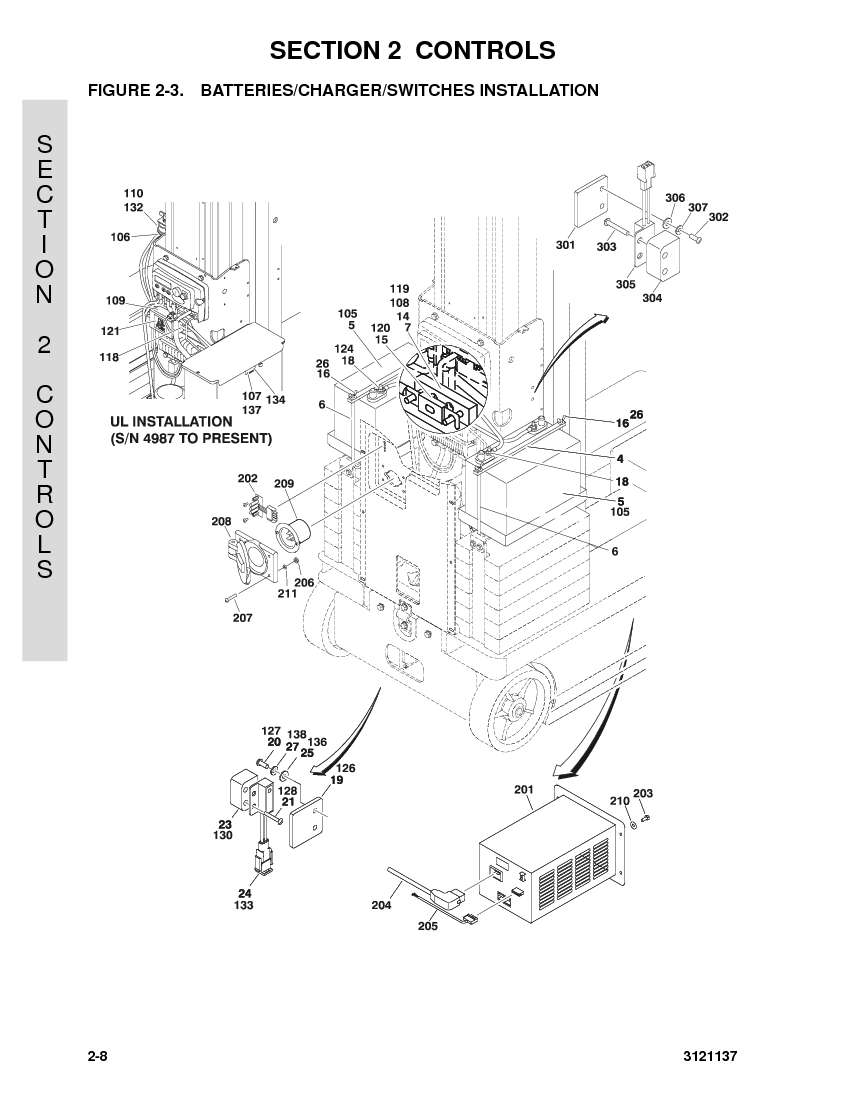 toyota forklift parts diagram 15