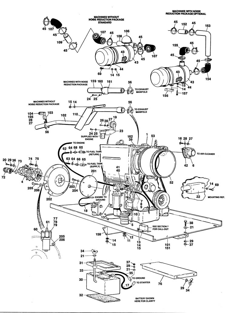 ingersoll rand 185 compressor diagram