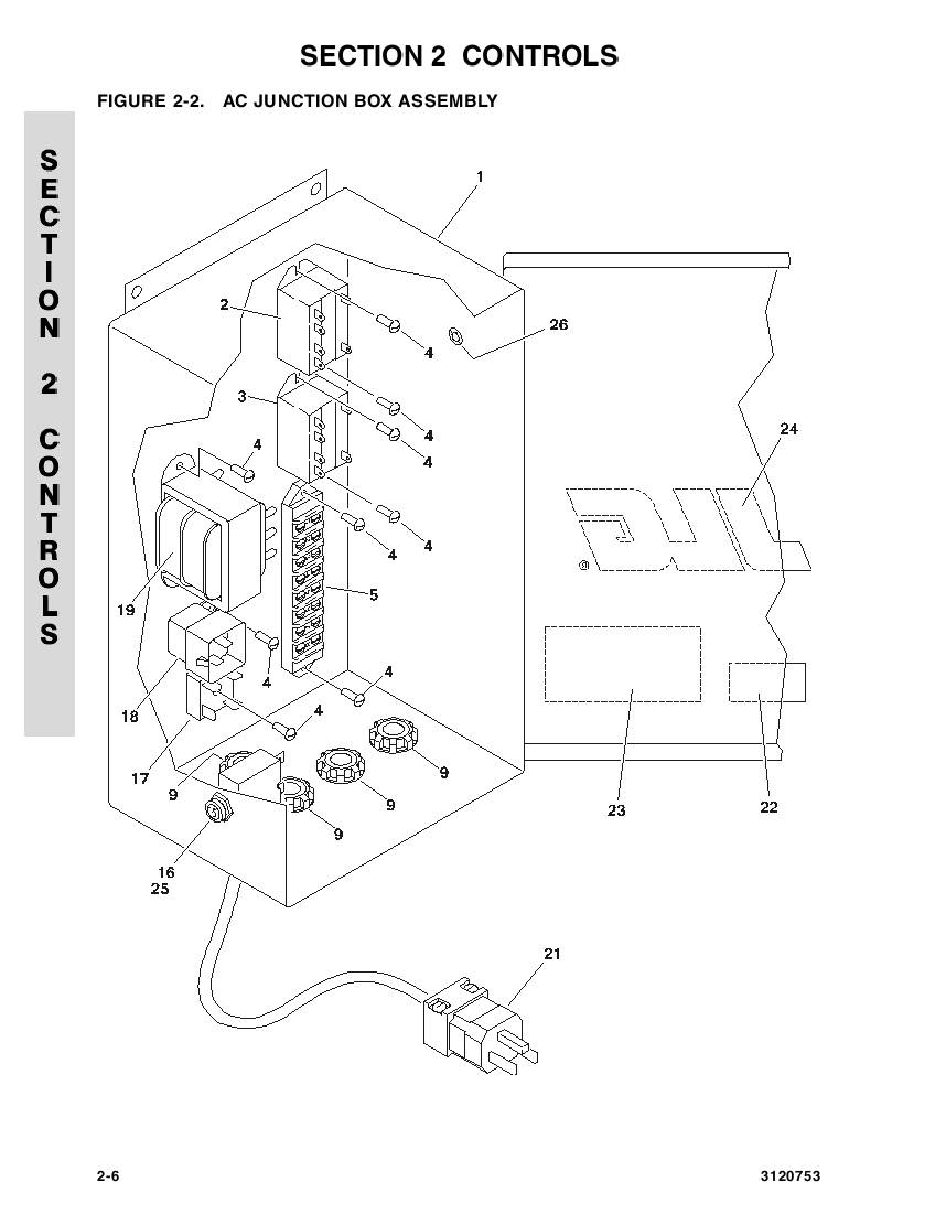 Construction Equipment Parts Jlg From Gcironcom 20am Wiring Diagram