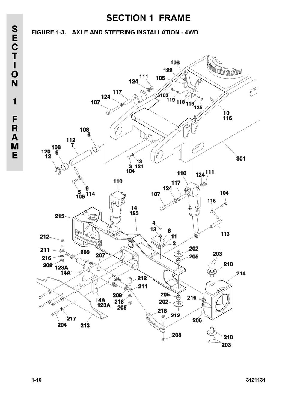 Construction Equipment Parts Jlg From Gcironcom E300ajp Wiring Diagram Decals Installation Country Specs S N 0300069155 To Present