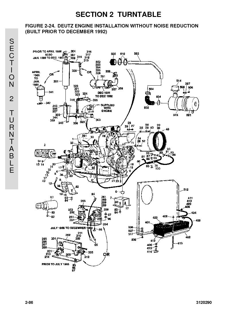 deutz f4l912 engine diagram