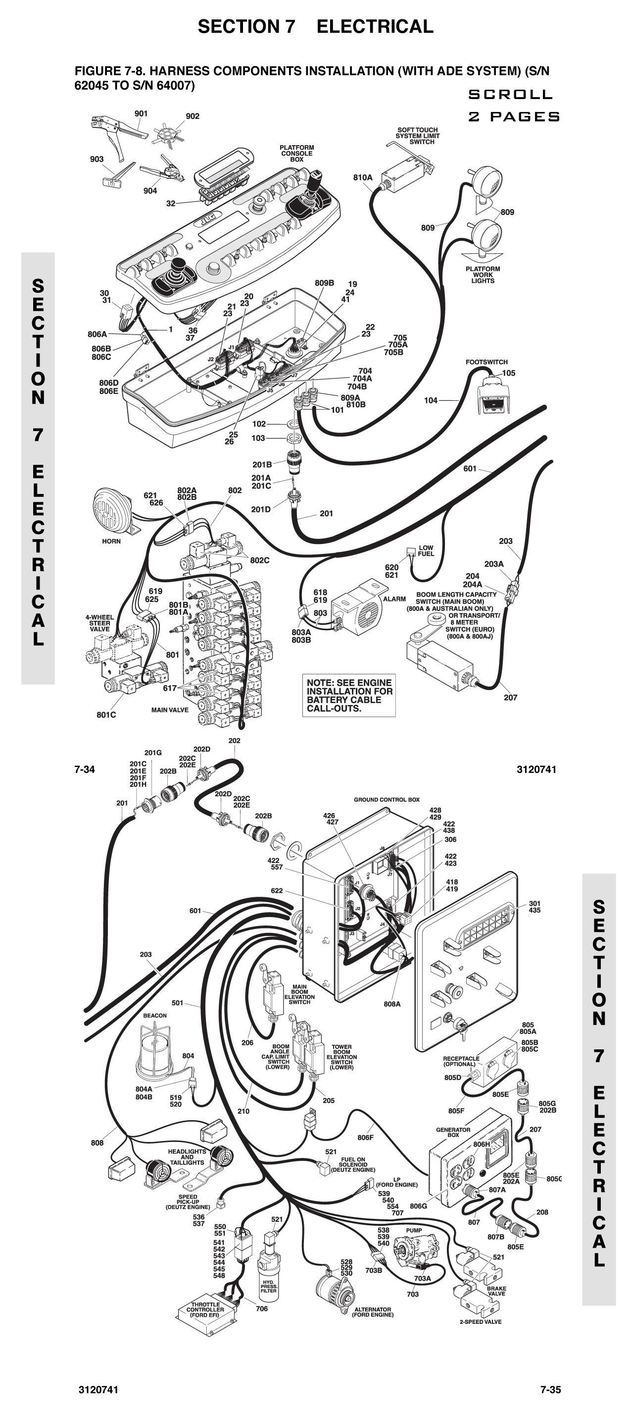 jlg wiring diagram 18 wiring diagram images wiring For Int Tractor Wiring Diagram IMT 539 Wiring-Diagram