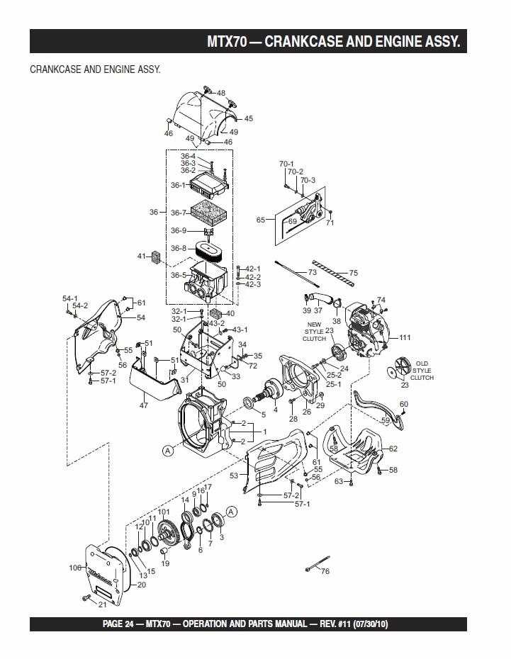 construction equipment parts jlg parts from www gciron com rh gcironparts com honda mtx 80 wiring diagram Honda CR 250 Wire Diagram