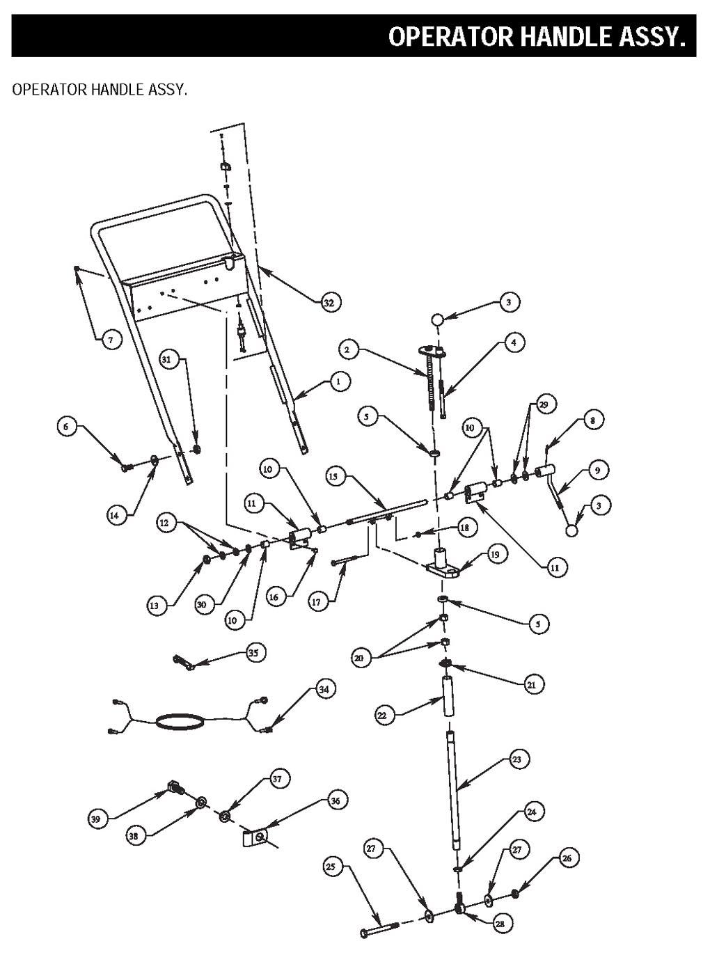 Mqstowcracksawcs on Jlg Parts Diagram