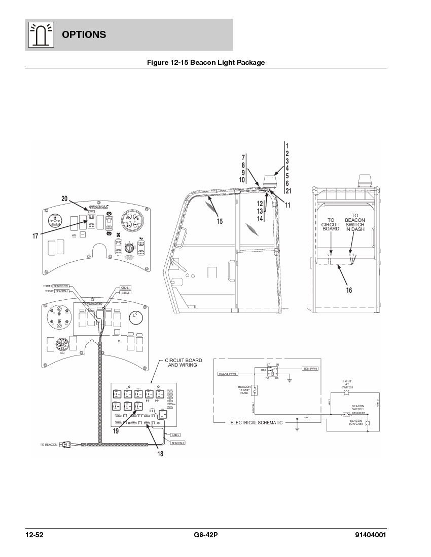 Jlg G6 42a Wiring Diagram Manual Guide Construction Equipment Parts From Www Gciron Com Rh Gcironparts Telehandler Hydraulic
